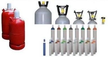 technische und Schweißgase