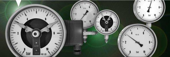 Manometer und Messmittel
