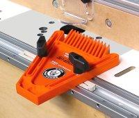 Druckkamm Schützt die Hände an Oberfräse, Kreissäge und Tischftäse