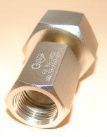 """Multiadapter 300 Bar Sauerstoff/Helium/Druckluft auf G5/8"""" Sauerstoff Bullnose Innengewinde"""