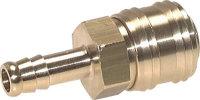 Steckkupplung 7,2 - Schlauch innen 8mm