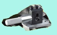 Radiendreheinrichtung mit Drehstahl für Proxxon Drehmaschienen FD 150/E, PD 250/E und PD 400