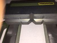 Prismen-Maschinenschraubstock Primus 100