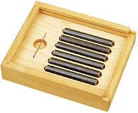 Adaptersatz für Bohrerschärfgerät BSG 220 Bohrer mit Durchmessern von 1,5 - 3mm in Bohrerschärfgeräten sicher Schärfen.