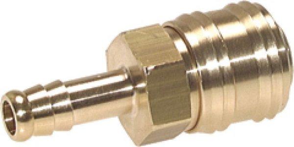 Steckkupplung 7,2 - 6mm